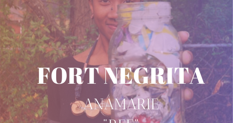 S3/Epi. 9: Interview with Ree of Fort Negrita (Earth Day Special)