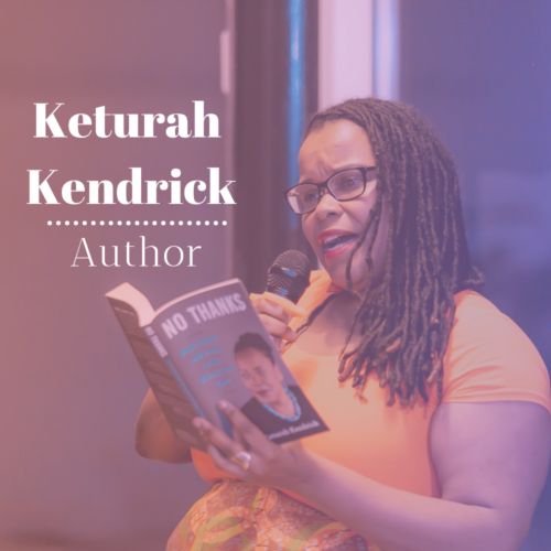 S3/Epi. 8: Interview with Keturah Kendrick