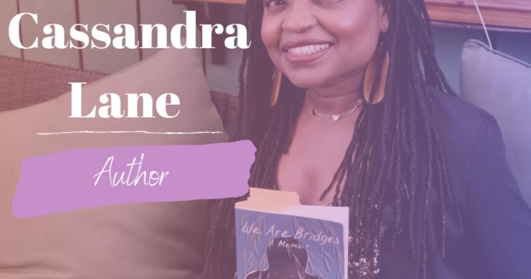 S3/Epi. 30: Cassandra Lane, Author